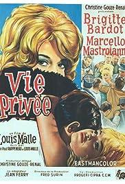 Vie privée Poster