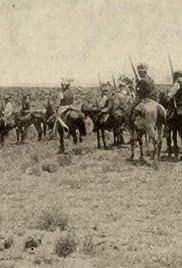 The Indian Uprising at Santa Fe Poster