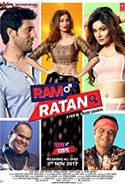 Ram Ratan 2017 Hindi DVDRip 720p 980MB AC3 5.1 MKV