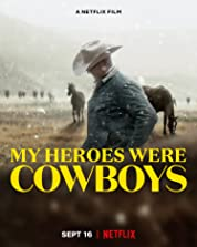 My Heroes Were Cowboys (2021) poster