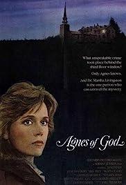 Agnes of God Poster