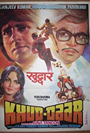 Khud-Daar (1982) Poster - Movie Forum, Cast, Reviews
