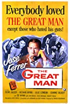 The Great Man (1956) Poster