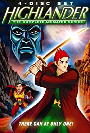 Highlander: The Animated Series Poster - TV Show Forum, Cast, Reviews