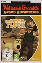 Wallace & Gromit's Grand Adventures: Fright of the Bumblebees Poster