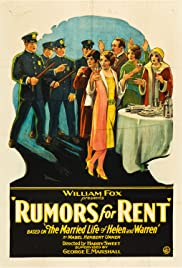 Rumors for Rent Poster