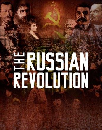 Фильм Русская Революция (2017)