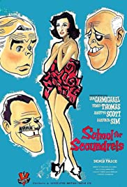 School for Scoundrels Poster
