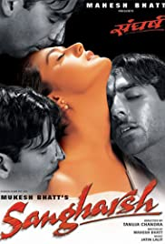 Sangharsh (1999) Poster - Movie Forum, Cast, Reviews