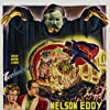 Claude Rains, Nelson Eddy, and Susanna Foster in Phantom of the Opera (1943)