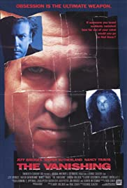 The Vanishing (1993) Poster - Movie Forum, Cast, Reviews