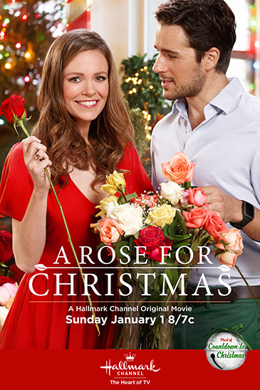 image A Rose for Christmas (2017) (TV) Watch Full Movie Free Online