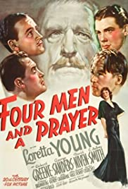 Four Men and a Prayer (1938) Poster - Movie Forum, Cast, Reviews