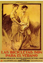 Las bicicletas son para el verano (1984) Poster - Movie Forum, Cast, Reviews