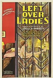 Left Over Ladies Poster