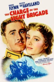 The Charge of the Light Brigade poster