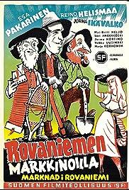 Rovaniemen markkinoilla Poster