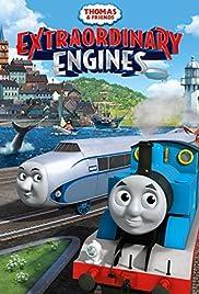 Thomas & Friends: Extraordinary Engines (Video 2017)