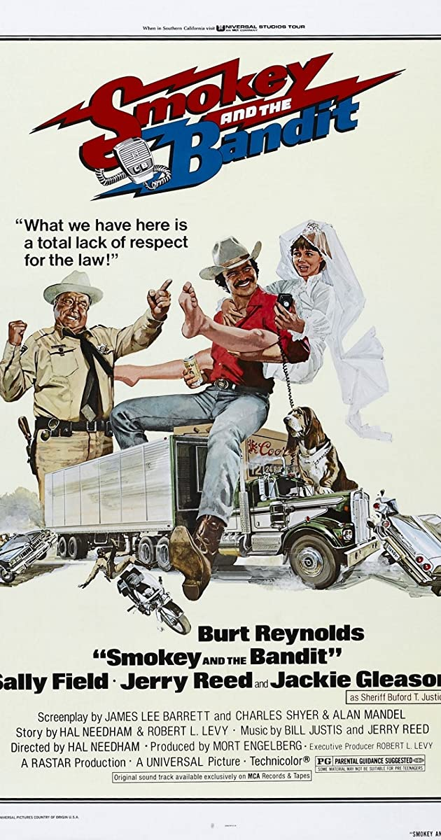 smokey and the bandit 1977 imdb. Black Bedroom Furniture Sets. Home Design Ideas