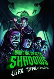 What We Do in the Shadows - Season 2 poster