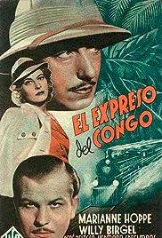 Kongo-Express Poster