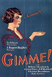 Gimme Poster