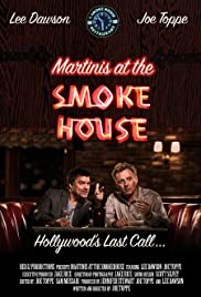 Martinis at the Smoke House Poster