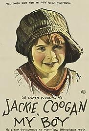 My Boy(1921) Poster - Movie Forum, Cast, Reviews
