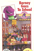 Image of Barney Goes to School