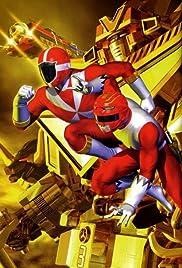Kyûkyû sentai Go Go Five vs Gingaman Poster