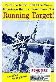 Running Target Poster