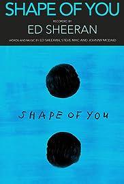 Ed Sheeran: Shape of You Poster