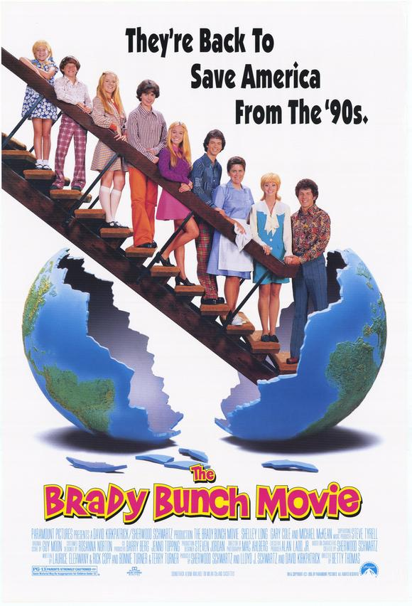 The Brady Bunch Movie Watch Full Movie Free Online
