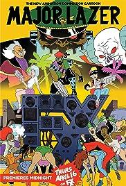 Major Lazer Poster - TV Show Forum, Cast, Reviews