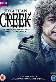 Jonathan Creek Poster - TV Show Forum, Cast, Reviews