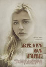 Brain on Fire (2016) Poster - Movie Forum, Cast, Reviews