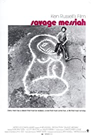 Savage Messiah (1972) Poster - Movie Forum, Cast, Reviews