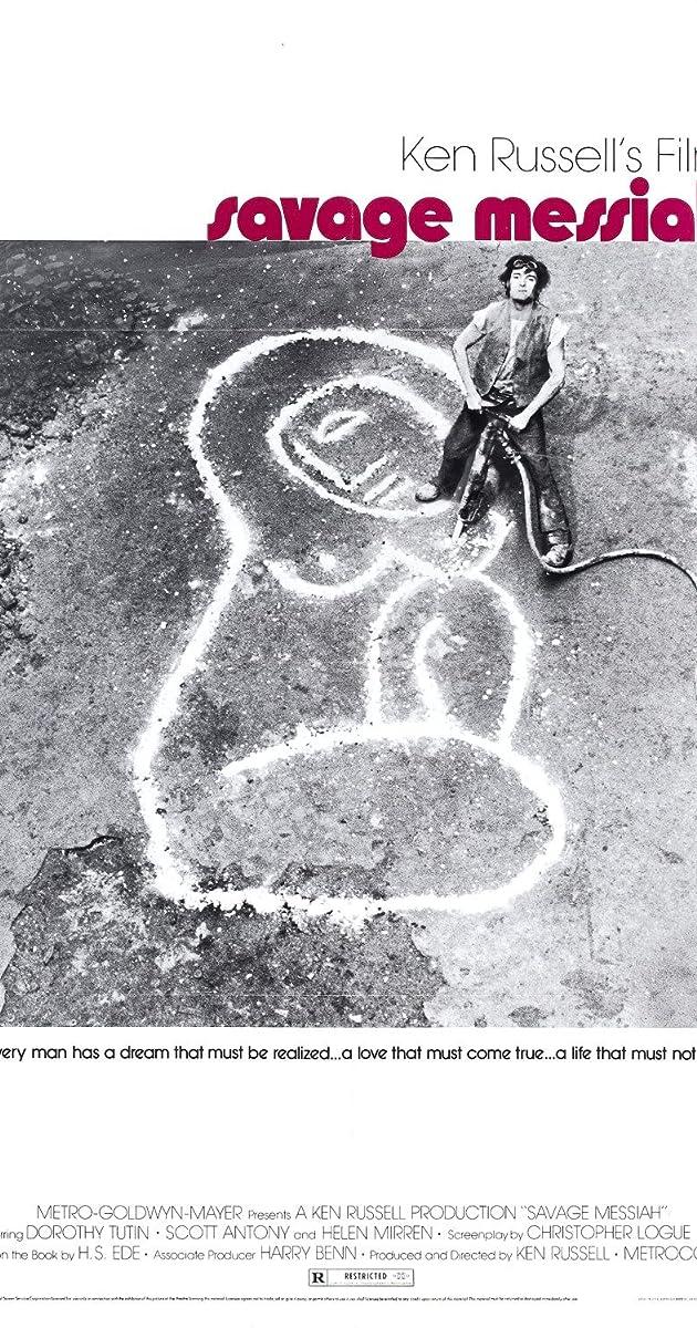 Savage messiah 1972 imdb fandeluxe Gallery