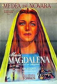 María Magdalena, pecadora de Magdala Poster