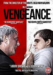 Vengeance (2020) poster
