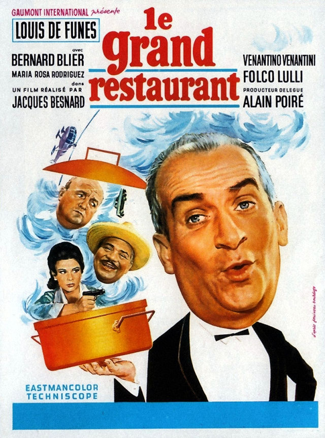 image Le grand restaurant Watch Full Movie Free Online