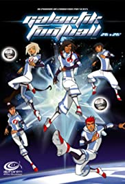 Galactik Football Poster - TV Show Forum, Cast, Reviews