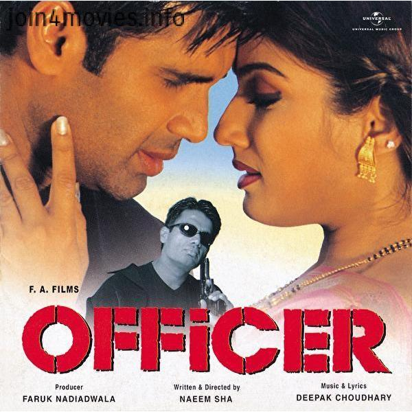 Officer 2001 720p HDRip Hindi Watch Online Free Download at www.movies365.in