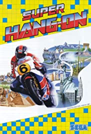 Super Hang-On Poster