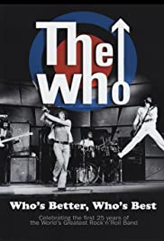 The Who: Who's Better Who's Best Poster