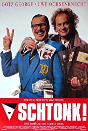 Schtonk (1992) Poster - Movie Forum, Cast, Reviews