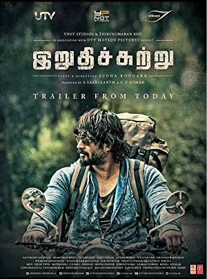 Irudhi Suttru (2016) Download on Vidmate