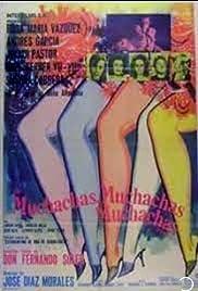 Muchachas, muchachas, muchachas Poster
