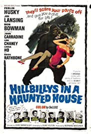 Hillbillys in a Haunted House Poster