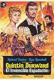 Quentin Durward(1955) Poster - Movie Forum, Cast, Reviews